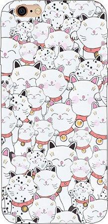 Capinha para celular - Encontre o Panda