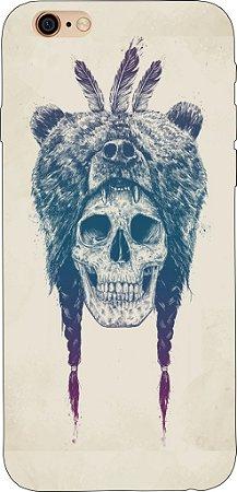 Capinha para celular - Skull