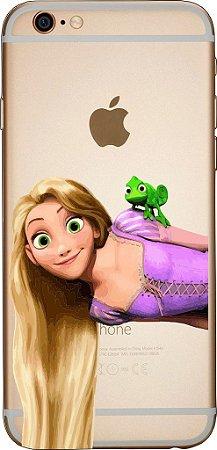 Capinha para celular - Enrolados Rapunzel