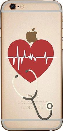 Capinha para celular - Medicina