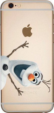Capinha para celular - Olaf