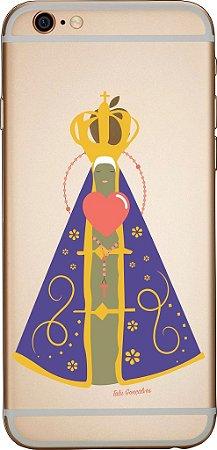 Capinha para celular - Nossa Senhora Aparecida