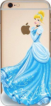Capinha para celular - Princesa Cinderela