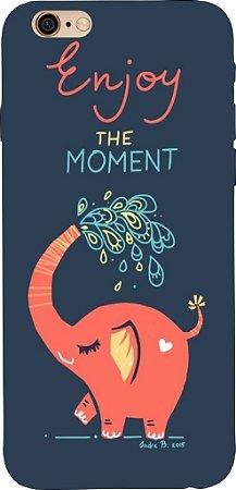 Capinha para celular - Enjoy the Moment