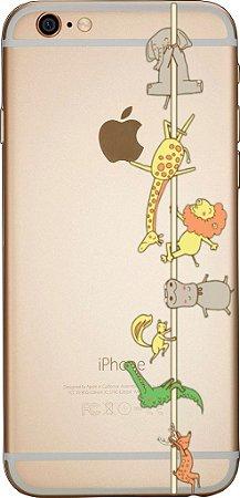 Capinha para celular - Pole dos Bichos