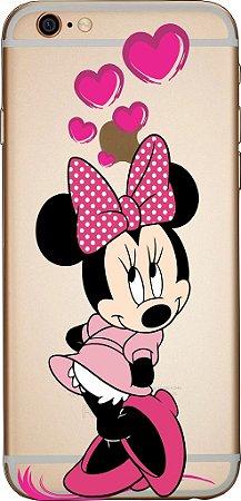 Capinha para celular - Minnie