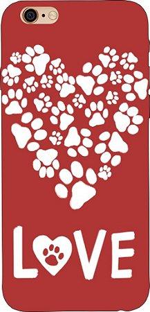 Capinha para celular - Love My Dog