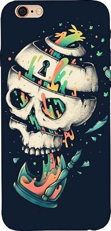 Capinha para celular - Arte em Skull