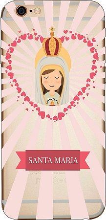 Capinha para celular - Santa Maria 2