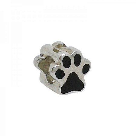 Berloque pet pata de cachorro