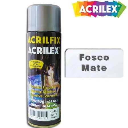 Spray fosco Acrilex