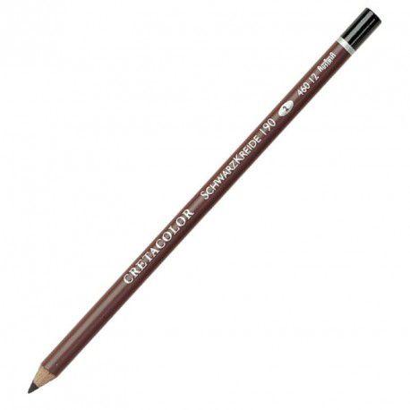 Lápis Pastel Preto Cretacolor