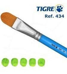 Pincel da Tigre língua de Gato tam. 24 -