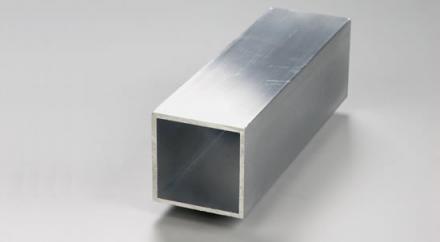 Tubo Quadrado Aluminio 1.1/4 X 1/16 (3,17cm X 1,58m)