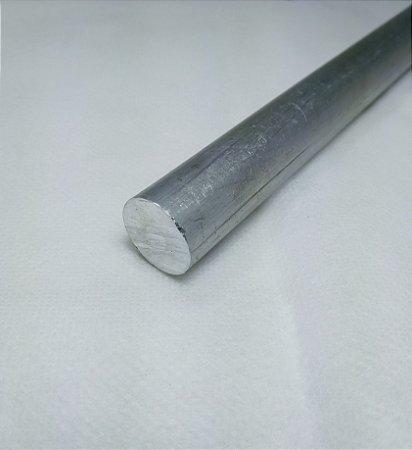 """Vergalhão Redondo Aluminio 3/4 """" (1,9cm)"""
