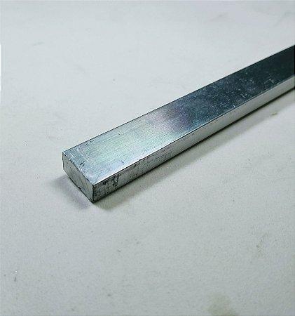 """Barra Chata de Aluminio 1/2"""" X 1/4"""" (1,27cm X 6,35mm)"""