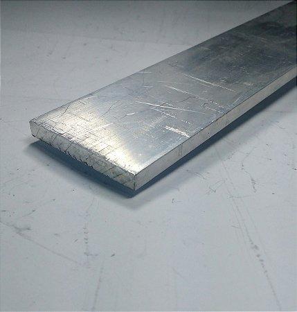 """Barra Chata de Aluminio 3"""" X 1/4"""" (7,62cm X 6,35mm)"""