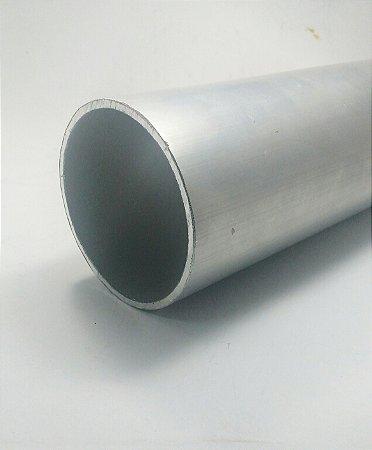 """Tubo redondo de aluminio 3"""" X 1/8"""" (7,62cm X 3,17mm)"""