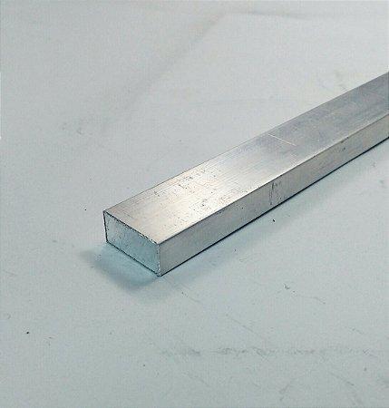 """Barra Chata de Aluminio 5/8"""" X 3/8"""" (1,58cm X 9,52mm)"""