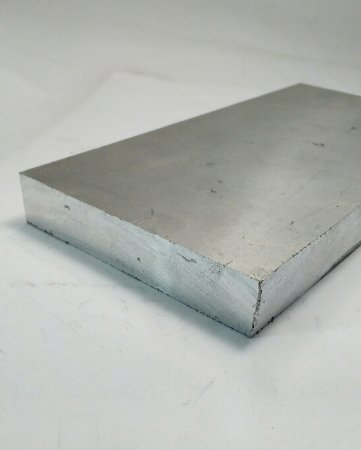 """Barra Chata de Aluminio 4"""" X 3/4"""" (10,17cm X 1,9cm)"""