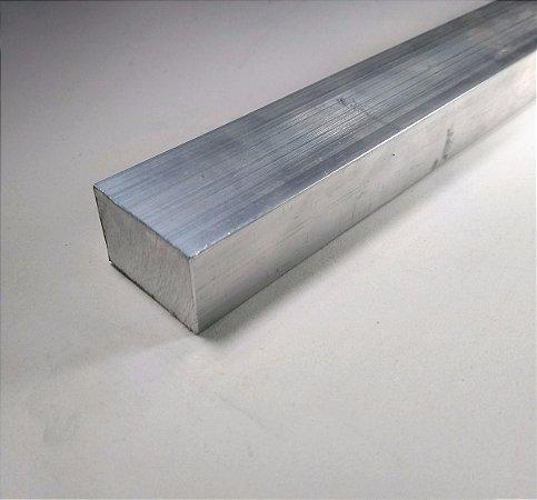 """Barra Chata de Aluminio 1.1/2"""" X 3/4"""" (3,81cm x 1,9cm)"""