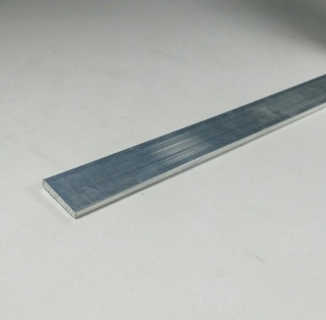 Barra Chata Aluminio 3/4 X 1/16 (19,05mm X 1,58mm)