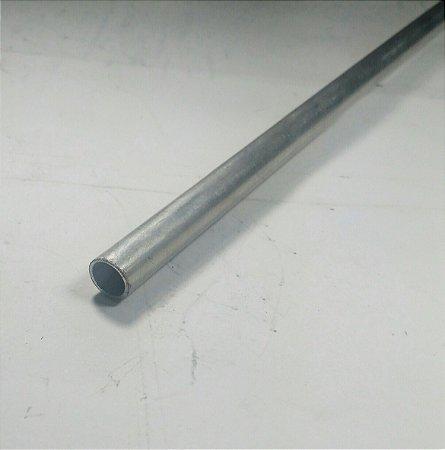 Tubo Aluminio Redondo 1/2 X 1/32 (12,70mm X 0,79mm)