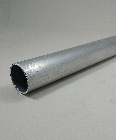 """Tubo Redondo aluminio 1"""" x 1,00mm = 25,40mm X 1,00mm"""