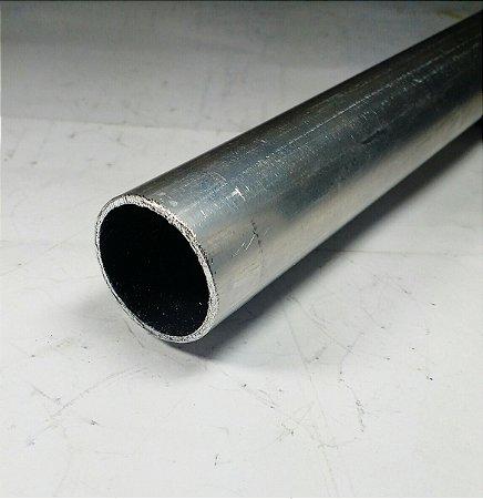 """Tubo Redondo aluminio 1.1/4"""" x 1,00mm = 31,75mm X 1,00mm"""
