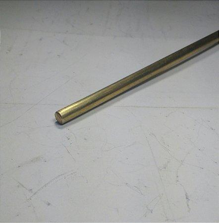 Vergalhão Redondo latão 4,00mm