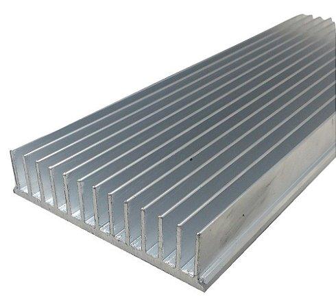 121 barras Dissipador de calor de alumínio Di 104 com 30cm