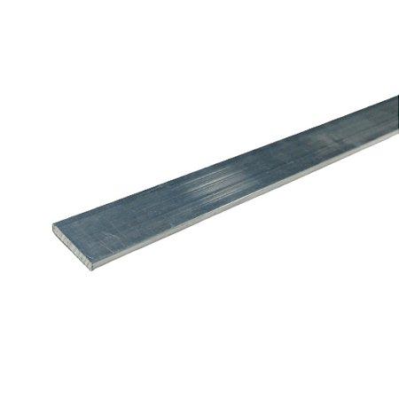 "Barra chata aluminio  1"" X 1/8"" (2,54cm x 3,17mm)"