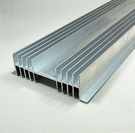 Dissipador de calor de alumínio Di 120