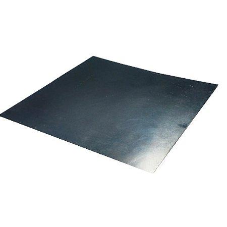 Chapa De Aluminio lisa 0,50mm