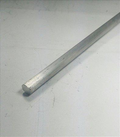 """Vergalhão Redondo Aluminio 5/16"""" (7,93mm)"""