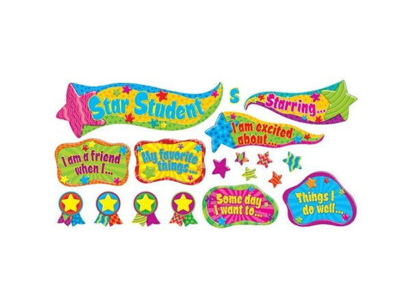 BULLETIN BOARD SET - YOU'RE THE STAR