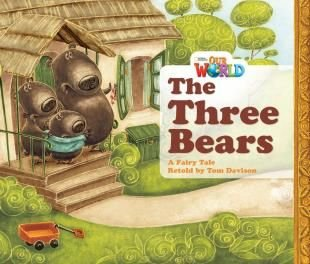 THE THREE BEARS BIG BOOK