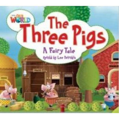 THE THREE PIGS BIG BOOK