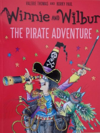 WINNIE AND WILBUR THE PIRATE ADVENTURE