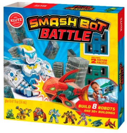 SMASH BOT BATTLE
