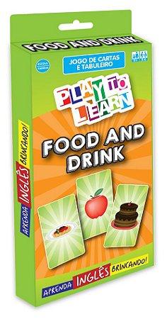 FOOD AND DRINK: JOGO DE TABULEIRO