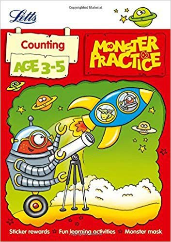 MONSTER PRACTICE - COUNTING