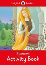 RAPUNZEL - ACTIVITY BOOK