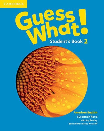 KIT GUESS WHAT! 2- TREE HOUSE ENGLISH SCHOOL