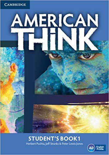 KIT AMERICAN THINK 1 - TREE HOUSE ENGLISH SCHOOL