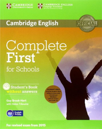 KIT COMPLETE FIRST  - TREE HOUSE ENGLISH SCHOOL