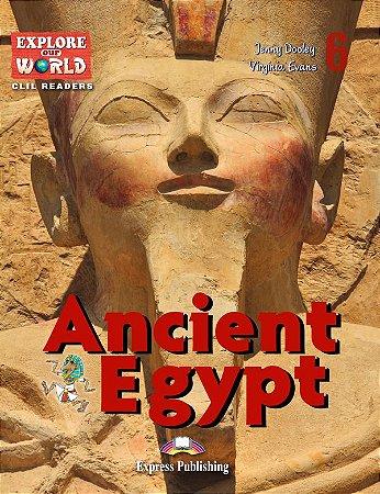 ANCIENT EGYPT- CLIL READER WITH DIGITAL PLATFORM APP
