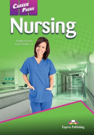 CAREER  PATHS NURSING- STUDENT'S BOOK WITH  DIGIBOOK APP