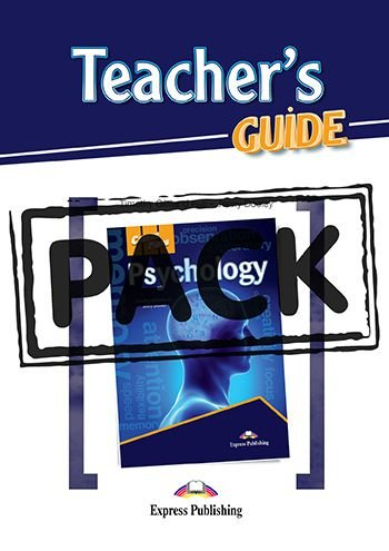 CAREER  PATHS PSYCHOLOGY- TEACHER'S PACK WITH T'S GUIDE AND DIGIBOOK APP