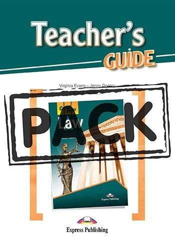 CAREER  PATHS LAW- TEACHER'S PACK WITH T'S GUIDE AND DIGIBOOK APP